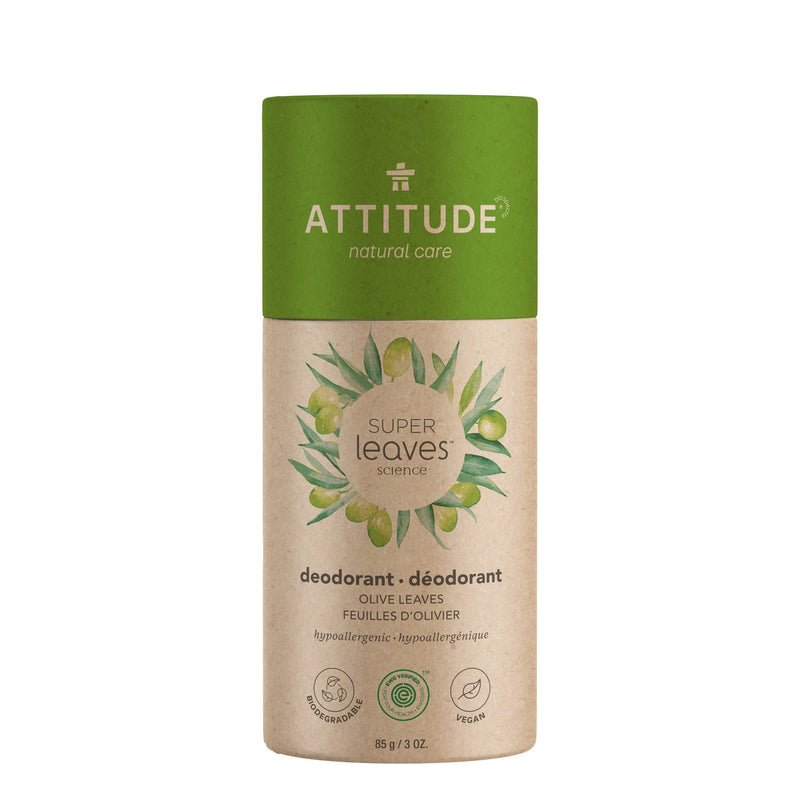 ATTITUDE Super leaves Déodorant biodégradable Feuilles d'olivier _fr?