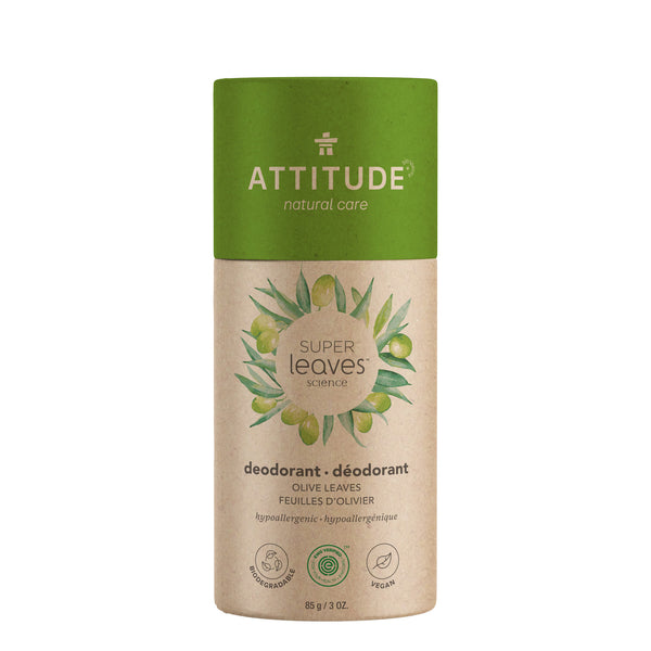 ATTITUDE Super leaves Déodorant biodégradable Feuilles d'olivier _fr?_main?