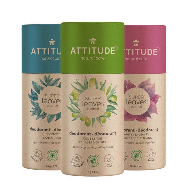 ATTITUDE Super leaves™ Déodorant naturel 3 fragrances douces _fr? _main?