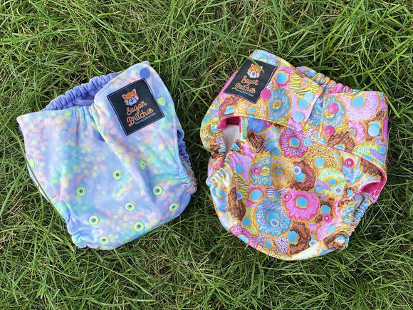 One-Size Little Tank Diaper Cover