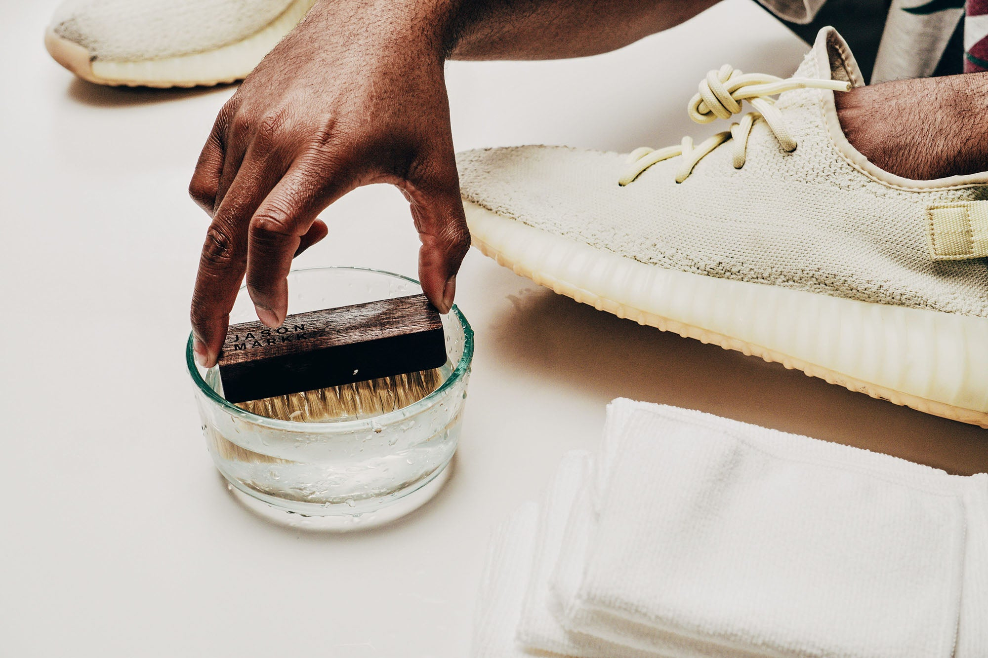 Jason Markk How-to Clean Knit Shoes Step 11