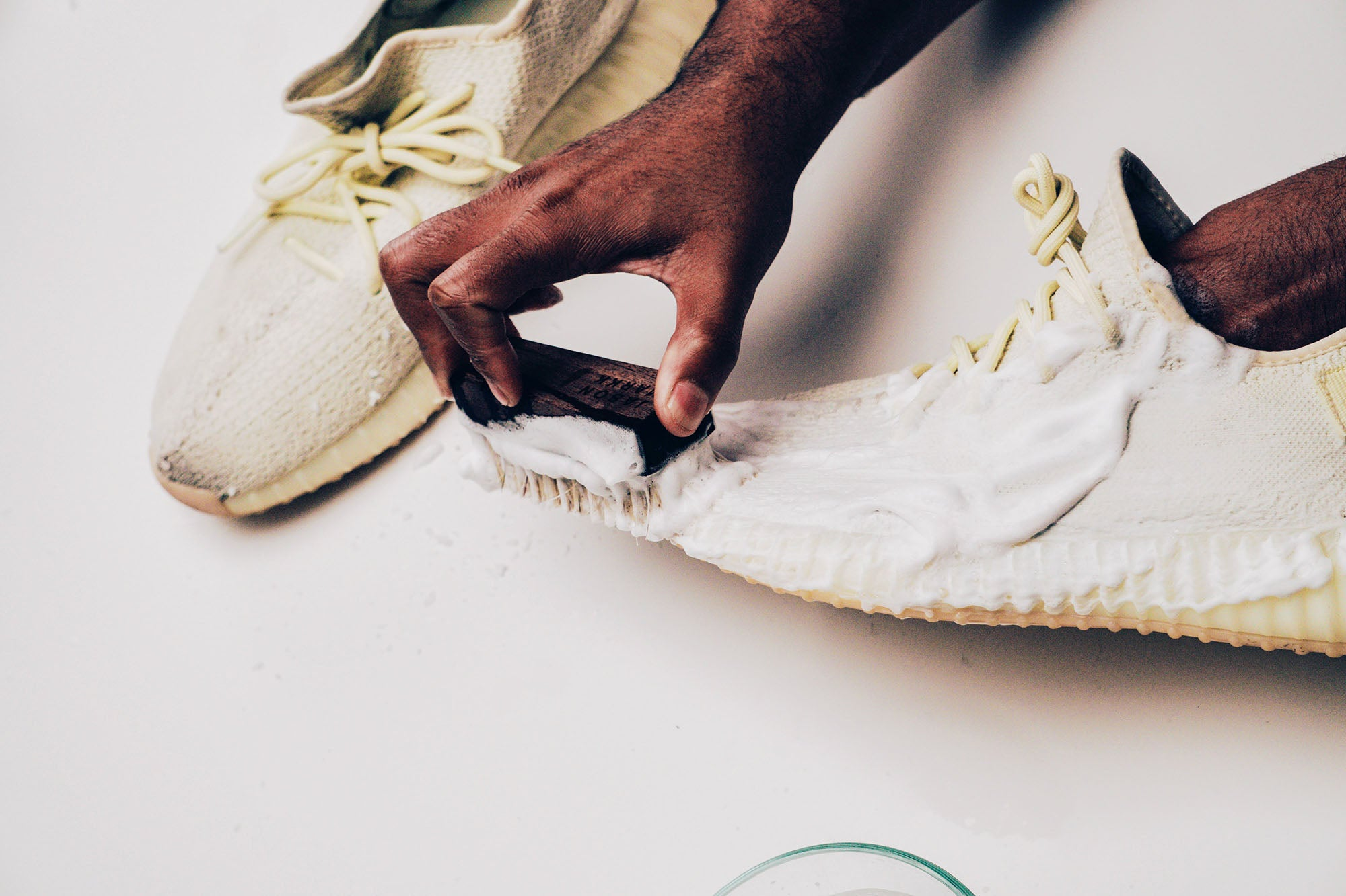 Jason Markk How-to Clean Knit Shoes Step 8