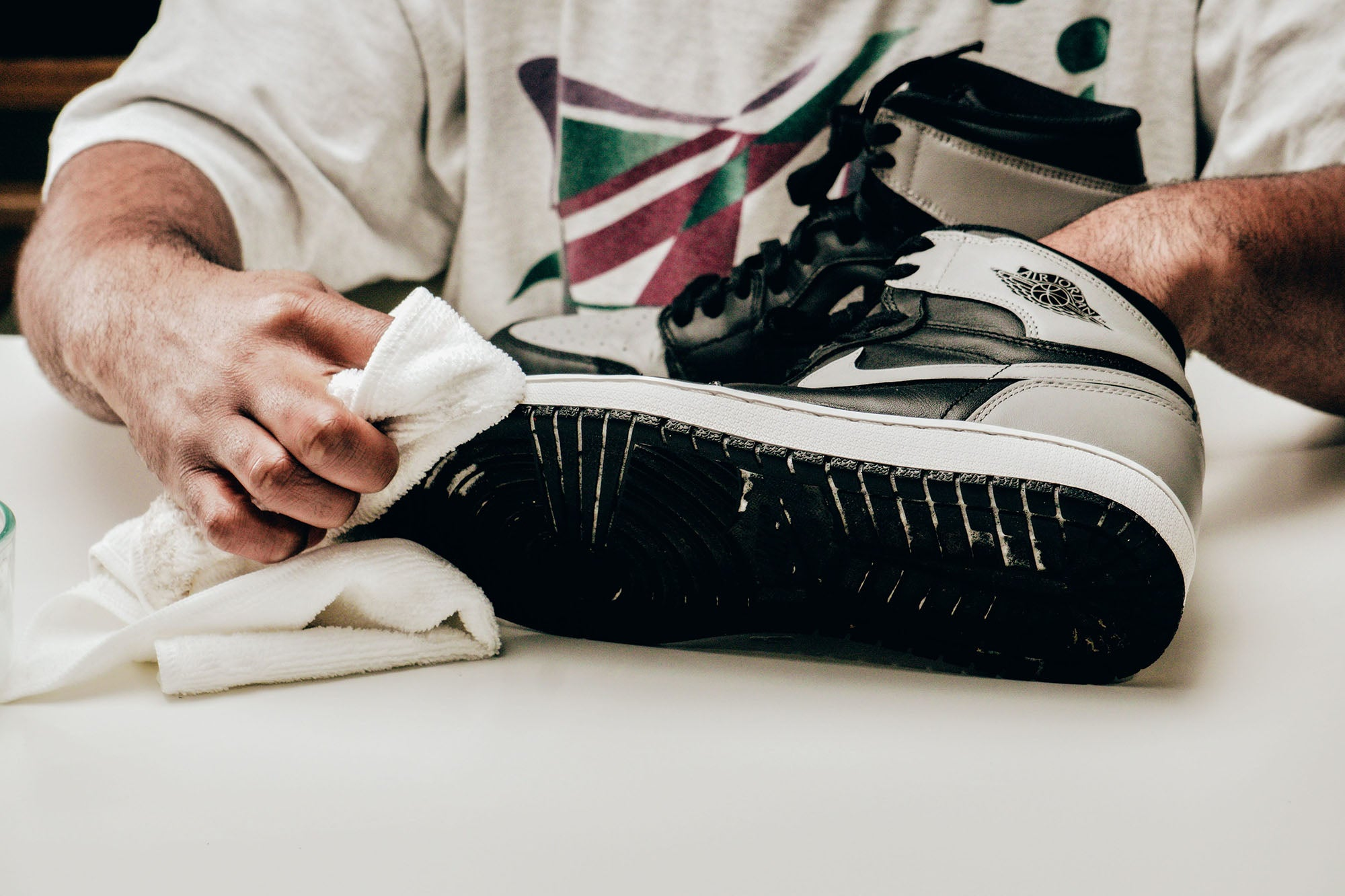 Jason Markk How-to Clean Leather Shoes Step 6