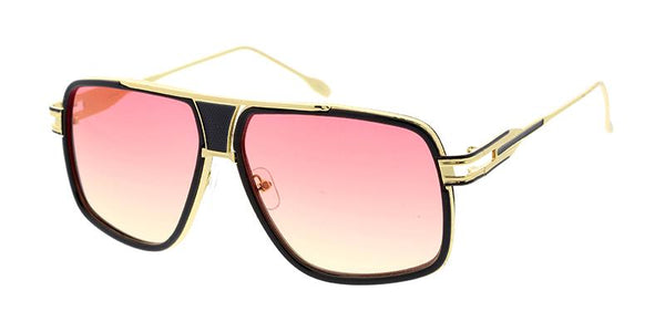 Item: 4256COL Women's Combo Square Frame w/ Two Tone Lens