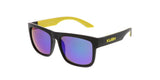 "Item:7296KSH/RV  ""KUSH"" Plastic Rubber Color Accent Frame w/ Color Mirror Lens"