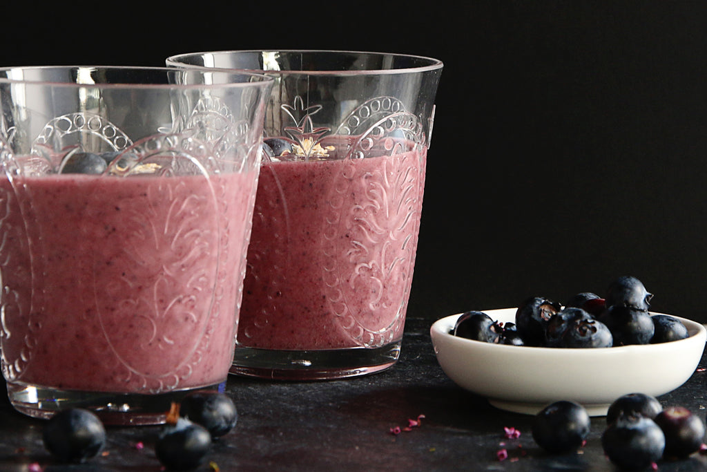 Blueberry Burst Smoothie
