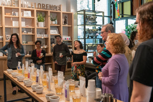 La Frida Collab with Fullsteam, Caravela Coffee Cupping at La Marzocco Cafe, Wonder Menu Launch!