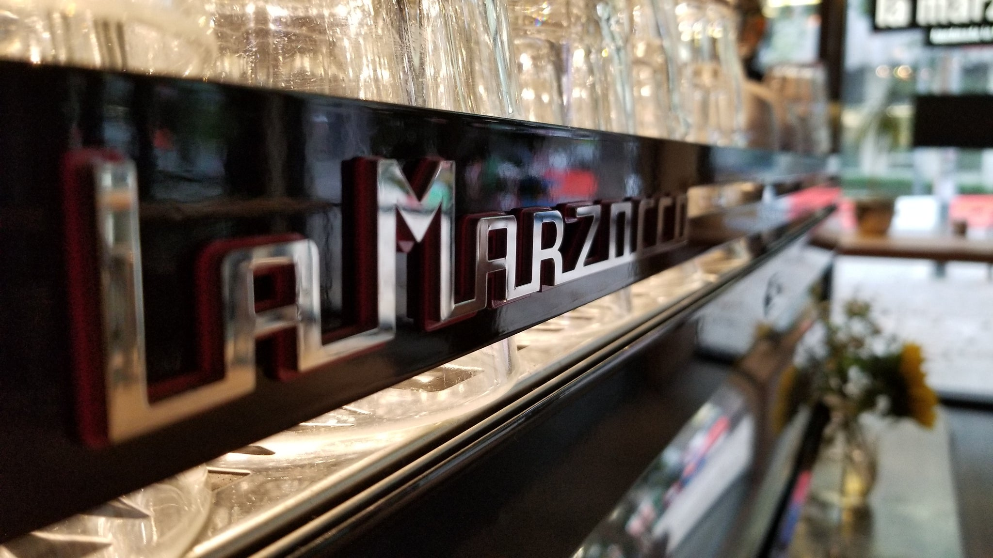 What does the La Marzocco roaster residency mean to us? What does it mean to be in the business of coffee? What are coffee houses for?