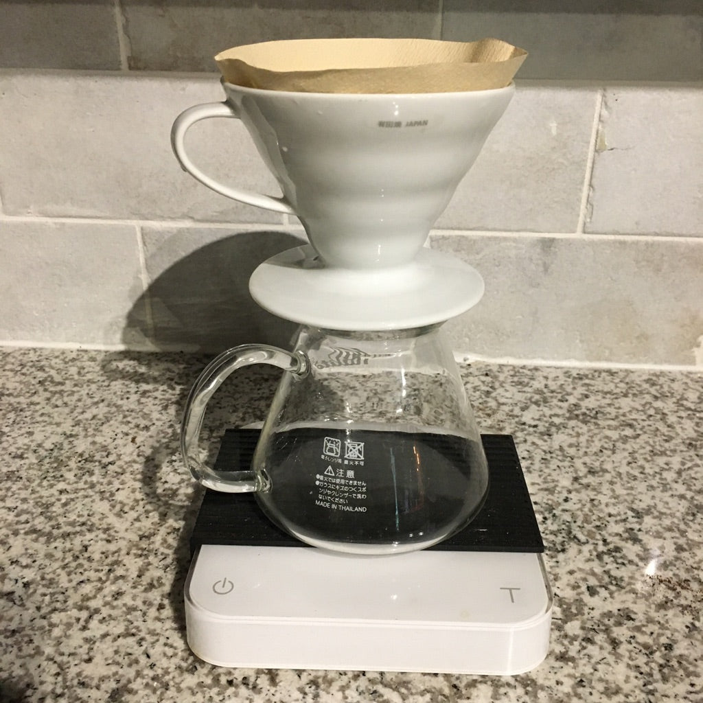 Online Class - Pouring Over the Hario V60 - COMING SOON
