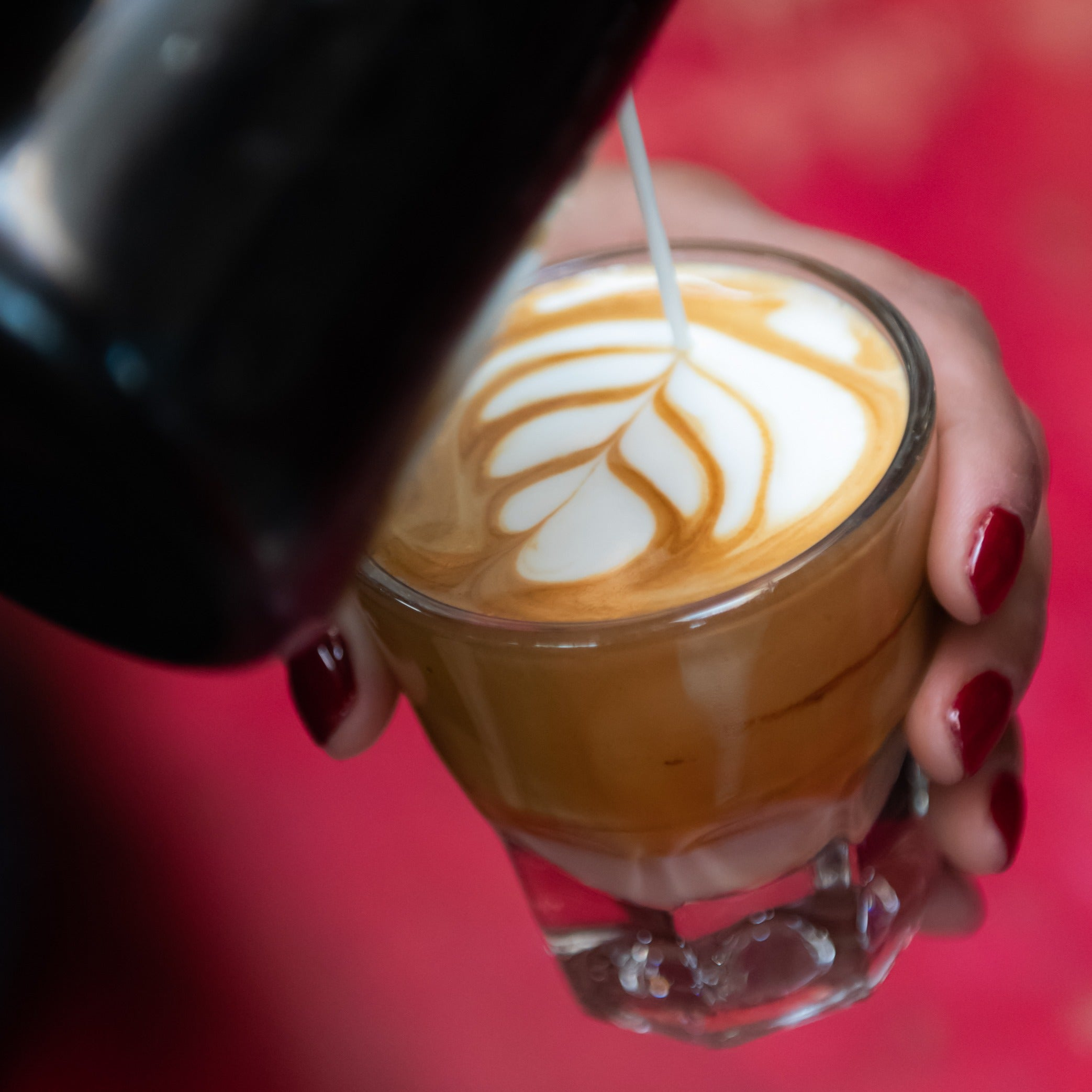 Online Class - Perfectly Poured: Latte Art Show & Tell