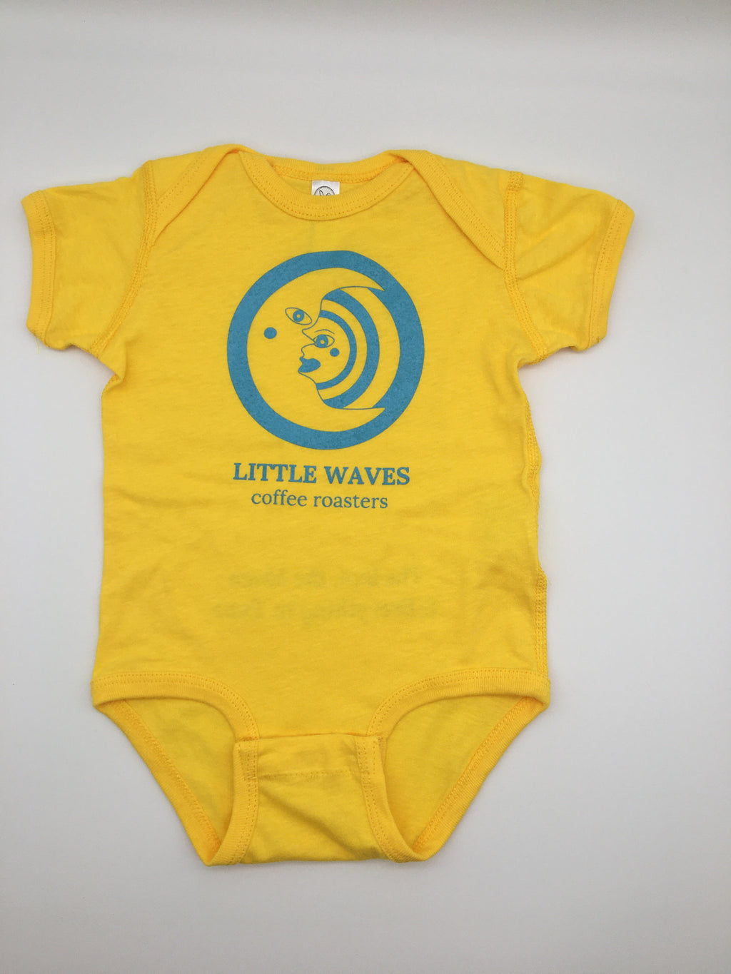 Little Waves Coffee Roasters Onesie