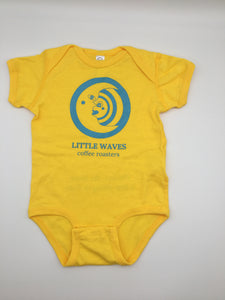 Little Waves Coffee Roasters Onsie