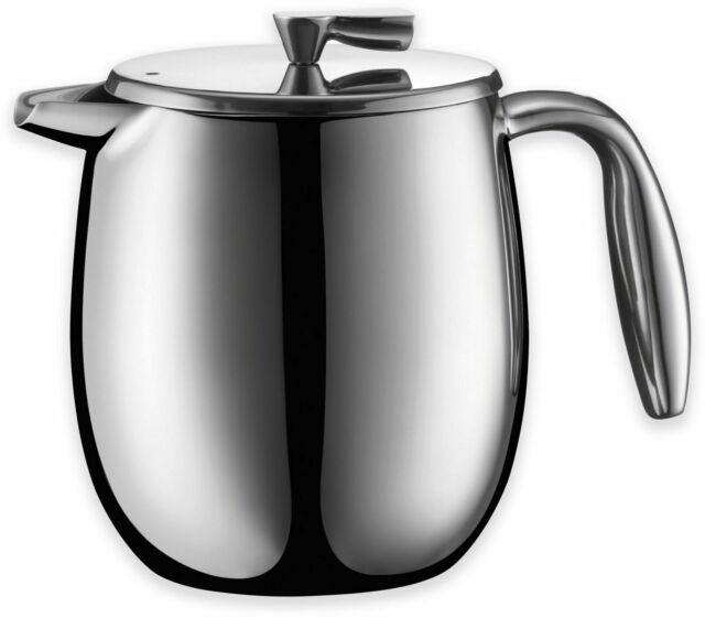 Bodum Columbia 17oz Stainless French Press Pot