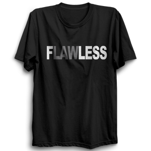 FLAWLESS T-shirt [BLACK]