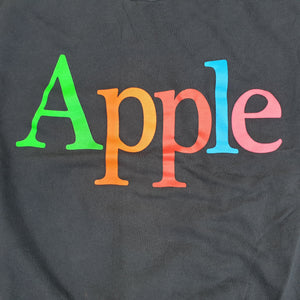 Vintage APPLE Retro Logo Sweatshirt
