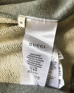 Pre-Owned GUCCI x THE FACE Magazine Hoodie
