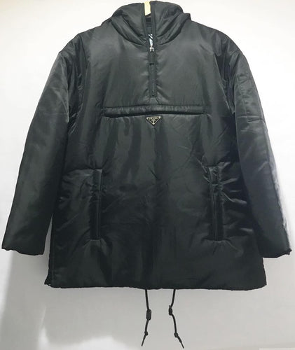 Pre-Owned PRADA Nylon Anorak Jacket