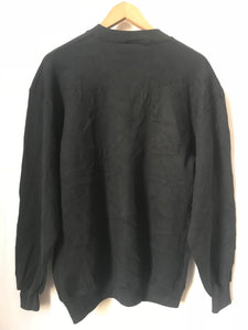 Vintage Bootleg Burberry sweatshirt in Black