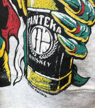 Vintage PANTERA Sweatshirt in grey (©1984)