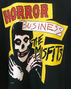 Vintage The Misfits Sweatshirt in black (©2006)