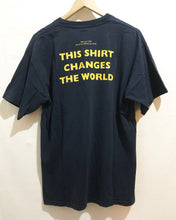 Vintage LIVE8 T-Shirt in Navy