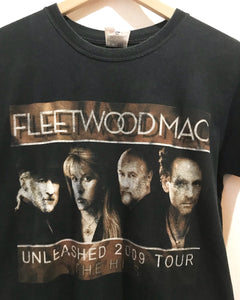 Vintage Fleetwood Mac T-Shirt in black