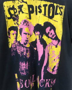 Vintage Sex Pistols T-Shirt in Black (©2002)