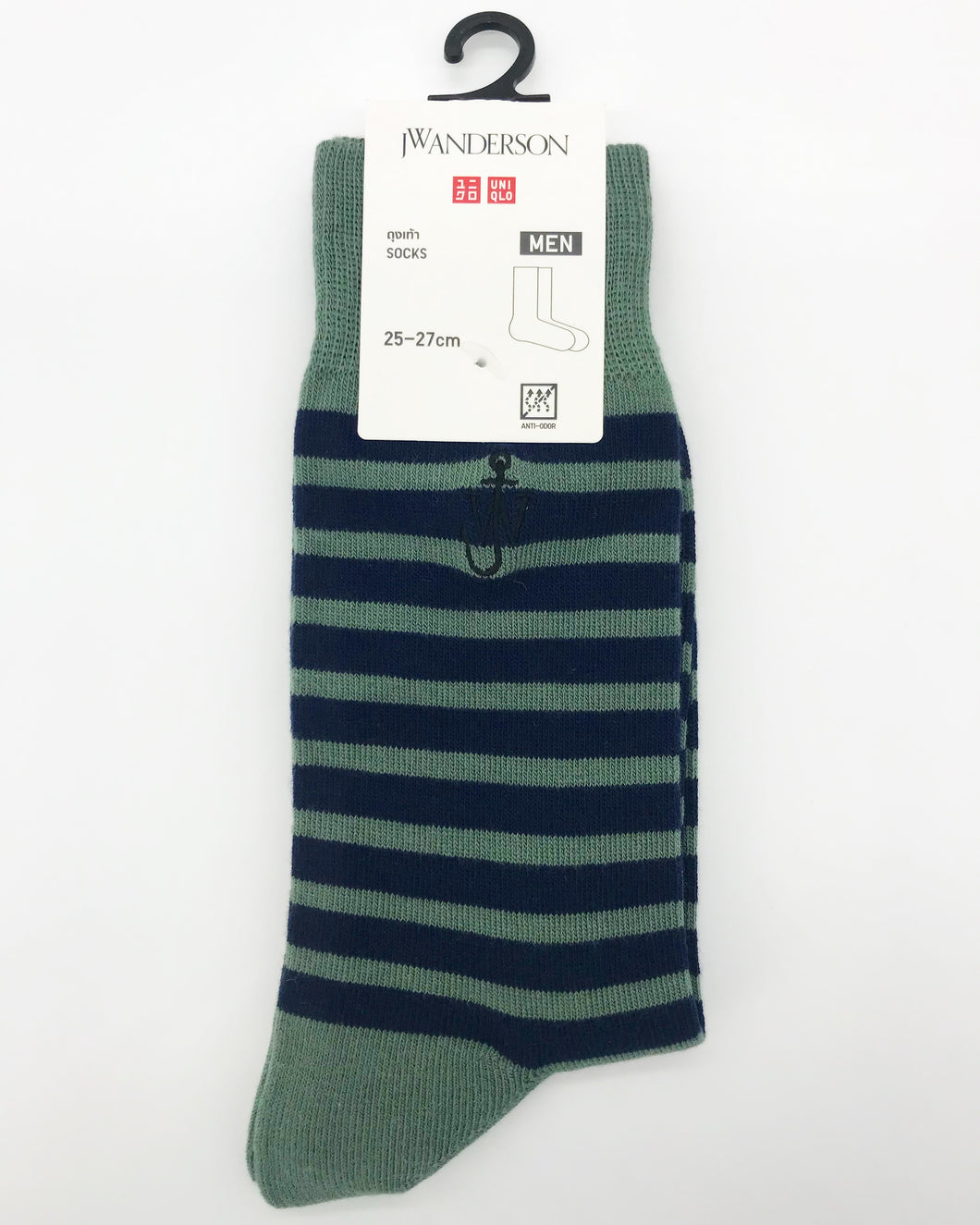 JW Anderson for Uniqlo Striped Socks
