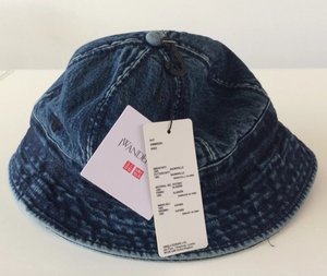 JW Anderson for Uniqlo Denim Bucket Hat