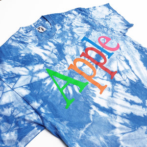Vintage APPLE Tie Dye T-Shirt