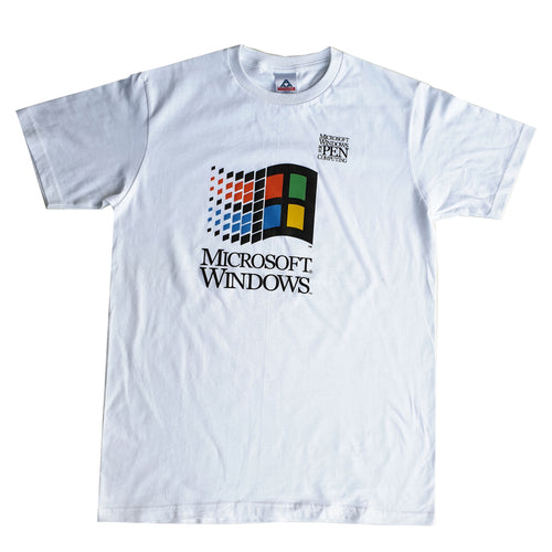Microsoft Windows Retro logo T-Shirt