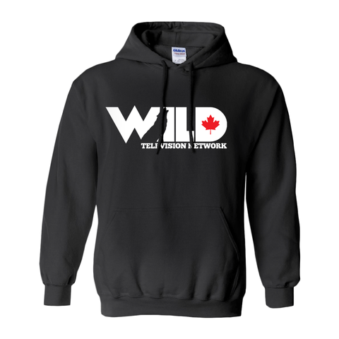 Wild TV Network Hoodies (No-Zip/Pullover)