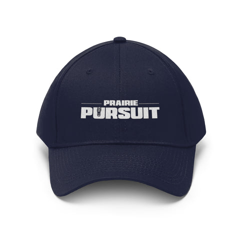 Prairie Pursuit Unisex Twill Hat