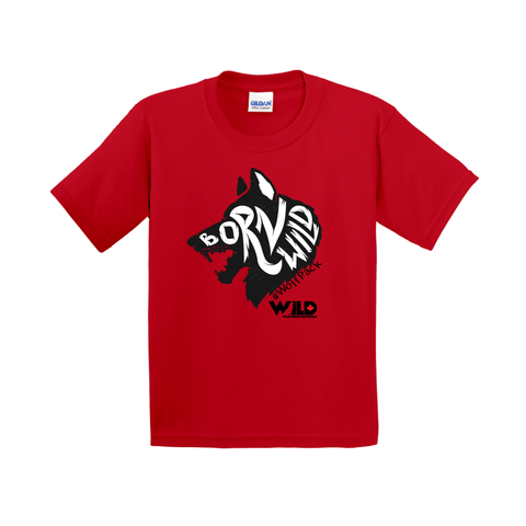 Born Wild Youth T-Shirts