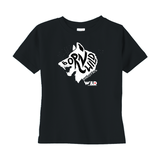 Born Wild Toddler T-Shirts