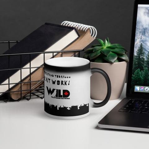 Magic Mug Reveals the Deer who Visited your Tree Stand