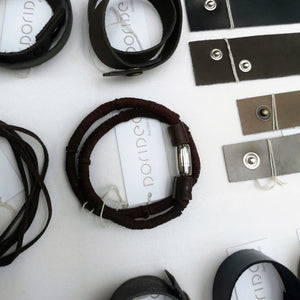 MANLY CABLE NECKLACE/BRACELET