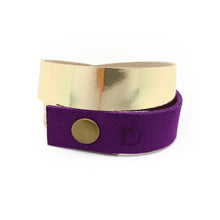 Load image into Gallery viewer, VIOLET SUN BRACELET