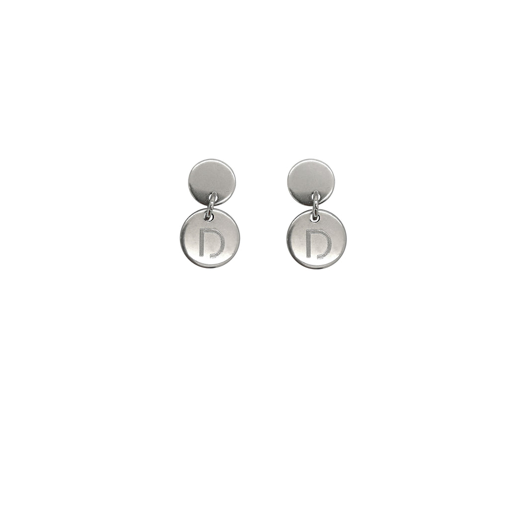 STEEL BRAND EARRINGS