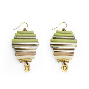 GOLDEN LIME EARRINGS