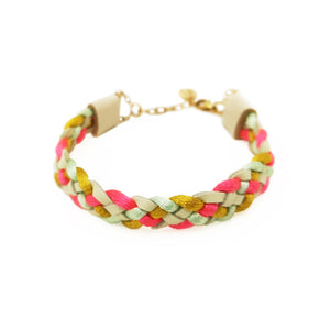 BRAIDED MIRACLE BRACELET