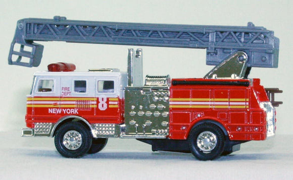 Fire Engine with Ladder