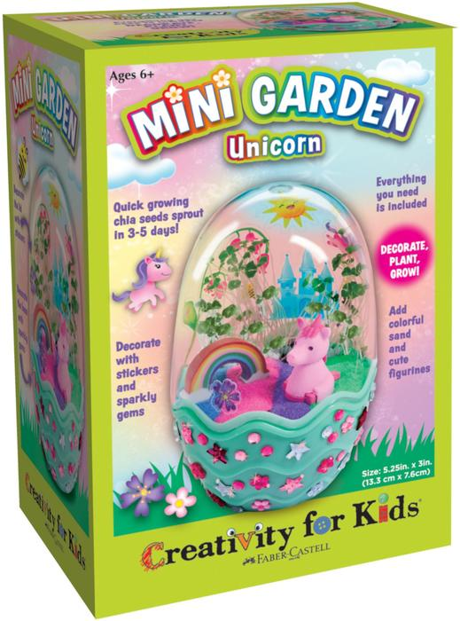 Unicorn Mini Garden
