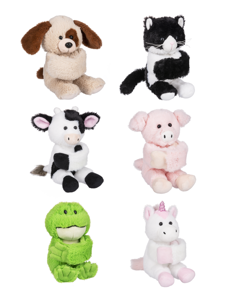 Slap Pals Stuffed Animal Bracelets