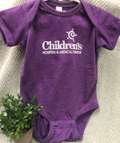 Children's Hospital & Medical Center Logo Onesies