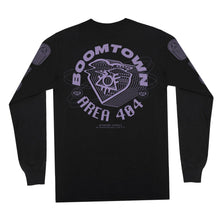 404 - Long Sleeve T-Shirt - Black