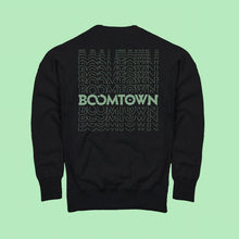 Repeat - Sweatshirt - Black