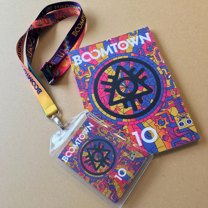 Chapter 10 - Programme and Lanyard