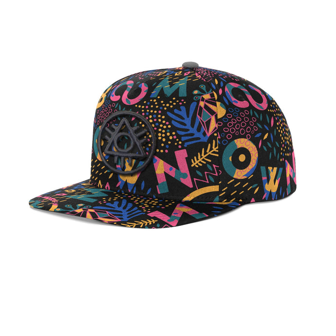 Chapter 11 Pattern Snapback Cap