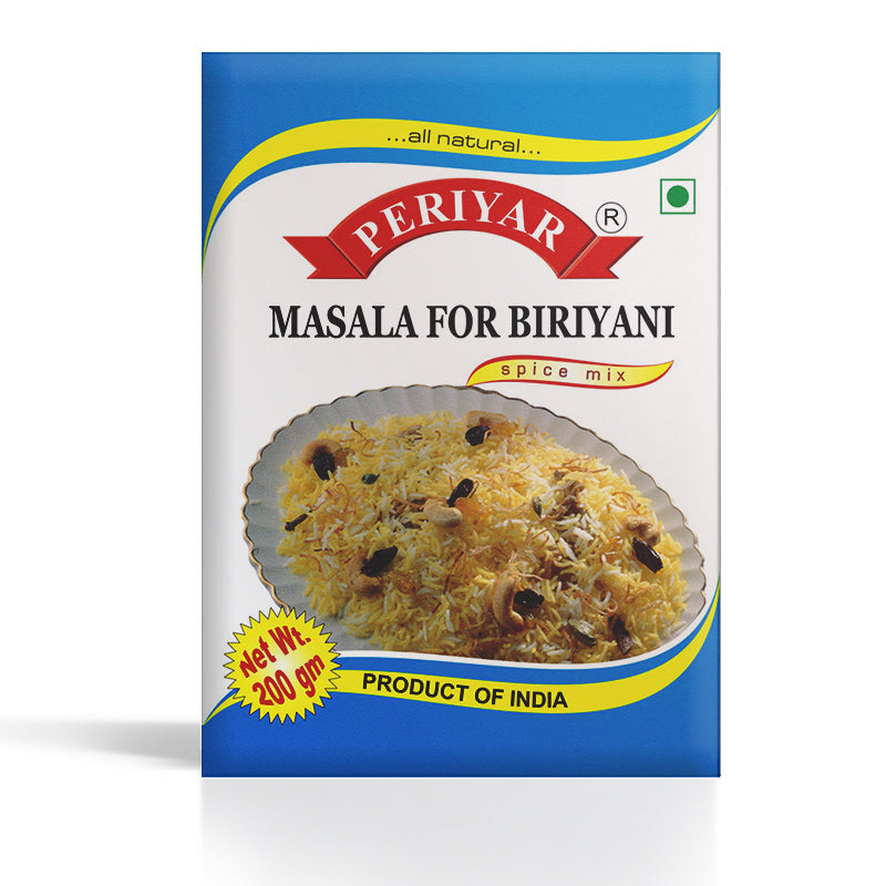 Masala for Biriyani